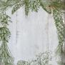 IOD Dekorstämpel Evergreen