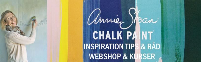 Monicas Butik är återförsäljare av alla Annie Sloan produkter, alla kulörer Chalk Paint & Wall Paint. IOD Dekorer, WoodUbend ornament. Webshop med snabba leveranser.  Chalk Paint är originalet bland färger som kallas kalkfärger.