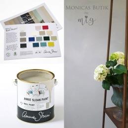 Annie Sloan Wall Paint för alla väggar