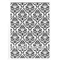 Posh Chalk Schablon Victorian Wallpaper - 21x30 cm
