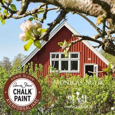 Köp Chalk Paint, återförsäljare  av Annie Sloan Färg, kurser & webshop