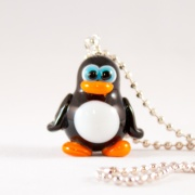 Halsband Pingvin