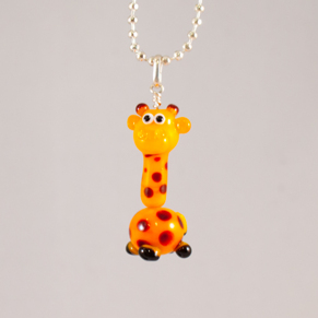 Halsband Giraff -