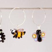 Kalas-glas-markörer smådjur