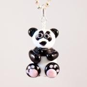 Halsband Panda