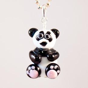 Halsband Panda - Panda