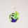 Groda på koboltblå transp kula bakifrån IMG_4283