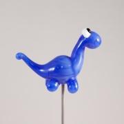 Pinne Dinosaurie blå