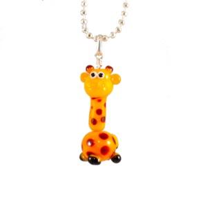 Halsband Giraff - Giraff halsband