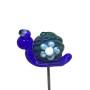 Pinne Snigel blå och grön - Pinne Snigel blå och grön