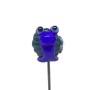 Pinne Snigel blå och grön