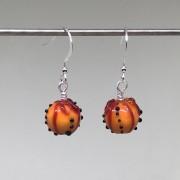 Örhängen Nejlike-apelsiner