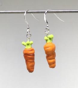 Morötter örhängen - Örhängen morötter