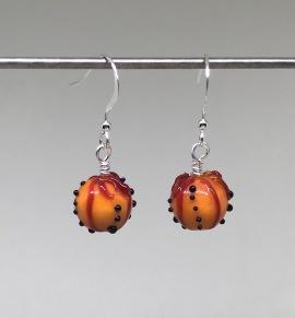 Örhängen Nejlike-apelsiner - Örh Nejlike-apelsiner