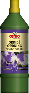 OSMO® Orkidégödsel 5-2-5 -