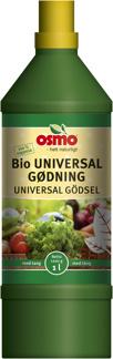 OSMO® biologisk universalgödsel 3-0-5 - OSMO® biologisk universalgödsel 3-0-5