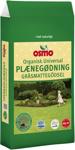OSMO® organisk universal gräsmattegödsel 12-2-4 + 2 % MG