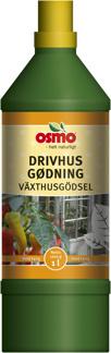 OSMO® växthusgödsel 8-2-6 - OSMO® växthusgödsel 8-2-6