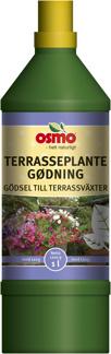 OSMO® gödsel till terrassväxter 7-2-6 - OSMO® gödsel till terrassväxter 7-2-6