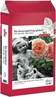 OSMO® Bio rosgödsel 6-2-8 + 2 % MG - 5 kg