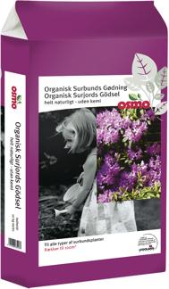 OSMO® organisk surjordsgödsel 6-2-5 + 1 % MG - 5 kg