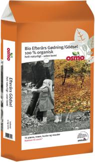 OSMO® Bio höstgödsel 5-1-10 + 2 % MG + 2 % FE