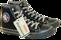 skor converse svart