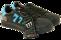 skor 777 svart,blå