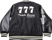 777 Jacket Pro Street Black. bakifrån