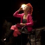 Maria Demérus, sopran - Kärleksdrycken, Folkoperan - Foto: Mats Bäcker