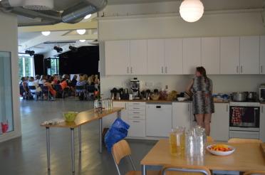 Mötesplats Stallarholmen i Gula Industrihuset - det är här vi håller till!