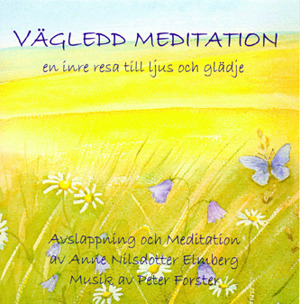Vägledd meditation CD -