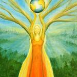 Trädkvinnan