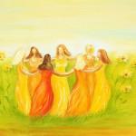 A hemsidan kvinnocirkel ljusare