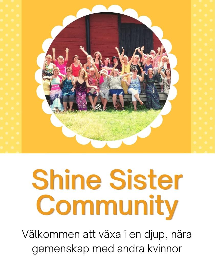 Shine sister festivalen 2019