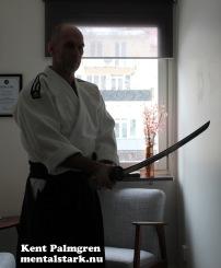 Kent Palmgren Aikido 2:dan