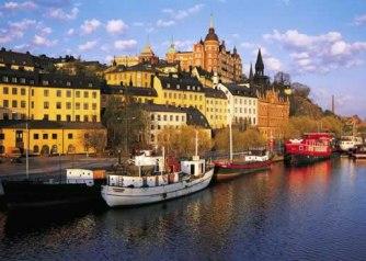 Stockholm sur l'eau