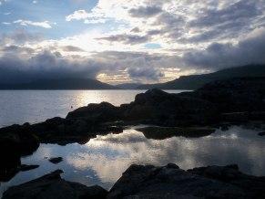 Storslagen natur på Färöarna
