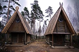 The Viking Village of Mundekulla