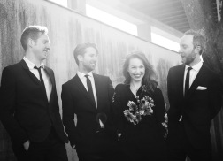 Isabella Lundgren & Carl Bagge Trio medverkade 2016