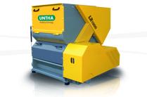 untha wood shredder