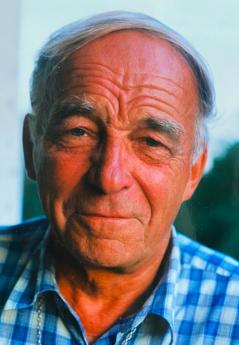 Åke Sandin 1932 - 2020