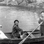 Sommargäster, tidigt 1900-tal