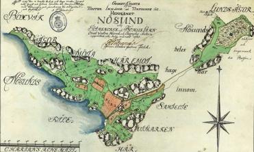 Nösund 1781  Klicka på bilden för större bild