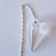 Pendel i kristall