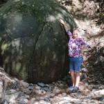 Stone ball stor