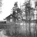 Hagalund - översvämningen 1953