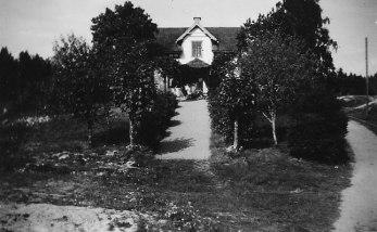 Skogslund i slutet av 1930-talet