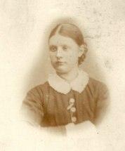 Maria Andersdotter 1842-1872 äldsta barn till Anders och Anna på Höglunda.