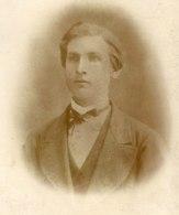 Nils Höglund emigrerade till Nordamerika 1884.